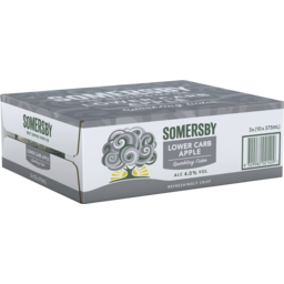 Photo of Somersby Lower Carb Apple Cider 375ml 3x10 Pack