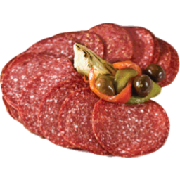 Photo of Verkerks Salami Danish (Approx. 18 slices per 100g)