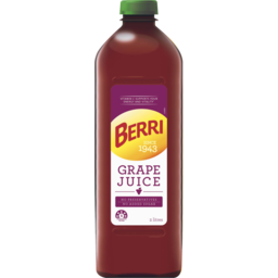 Photo of Berri Classics Grape 2l