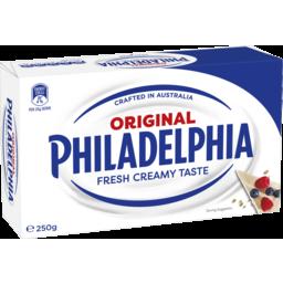 Photo of Philadelphia Cream Cheese Block Original 250g