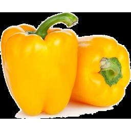 Photo of Capsicum Yellow