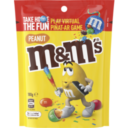 Photo of M&Ms Peanut 180g