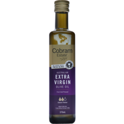 Photo of Cobram Extra Virgin Olive Oil Classic 375ml