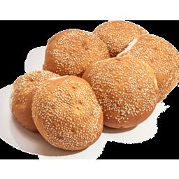 Photo of Loose Hamburger Rolls Sesame Seeded 6pk