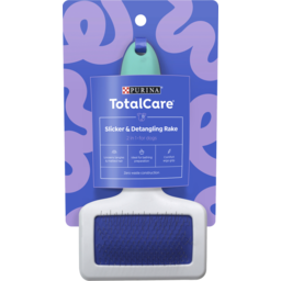 Photo of Purina Total Care Slicker & Detangling Rake 2 In 1 For Dogs