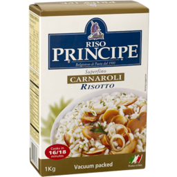 Photo of Principe Canaroli Rice 1kg