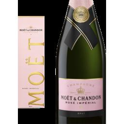 Photo of Moët & Chandon Rosé Impérial (Gift Box)
