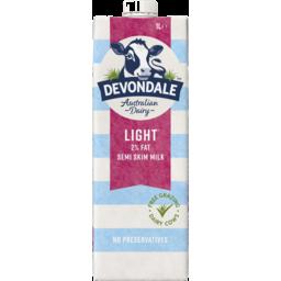 Photo of Devondale Light Milk 1l