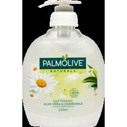 Photo of Palmolive Naturals Liquid Hand Wash Softening Aloe Vera With Chamomile 250ml 250ml