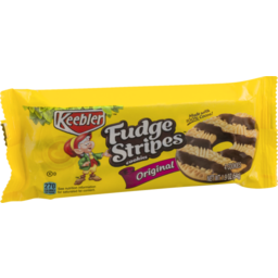 Photo of Keebler Fudge Stripes Cookies Original