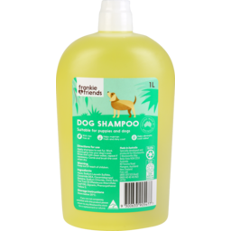 Photo of Homebrand Dog Shampoo Tea Tree Oil 1L