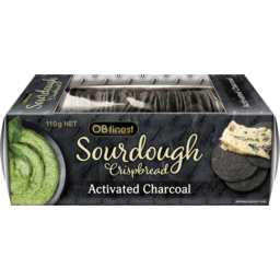 Photo of Ob Finest Sour Dough Activated Charcoal