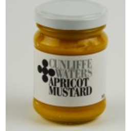 Photo of Cunliffe And Waters Apricot Mustard 160g