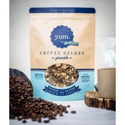 Photo of Yum Coffee Deluxe Granola GF 350g