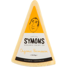 Photo of Symons Organic Parmesan