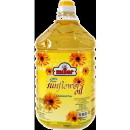 Photo of Sunflower Oil 5ltr - Miller