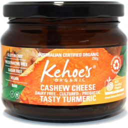 Photo of Kehoe's Kitchen Dip - Cashew Cheese With Turmeric