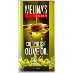 Photo of Melina's Kitchen Evoo 4l