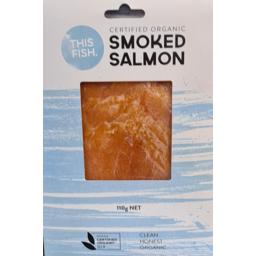 Photo of THIS FISH Atlantic Smoked Salmon