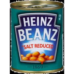 Photo of Heinz Baked Beans Salt Reduced 130gm