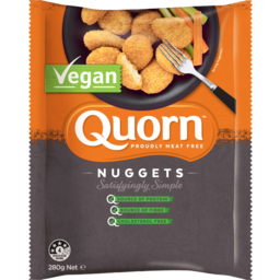 Photo of Quorn Vegan Nuggets 280 Gram
