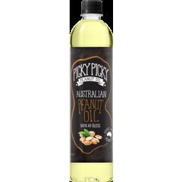 Photo of Picky Picky Australian Peanut Oil  790ml