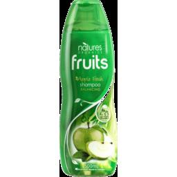 Photo of Natures Organics Fruits Apple Fresh Shampoo 500ml