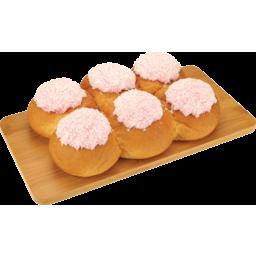 Photo of Buns Raspberry Jam Iced 6 Pack