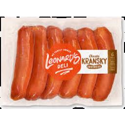 Photo of Cheese Kransky 6 Pack