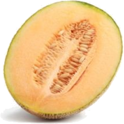 Photo of Cantaloupe Half each