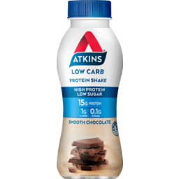 Photo of Atkins Chocolate Ready-To-Drink 330ml