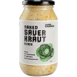 Photo of Living Goodness Sauer Kraut 500g