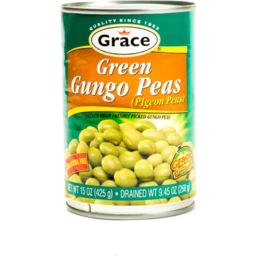 Photo of Grace Gungo Peas