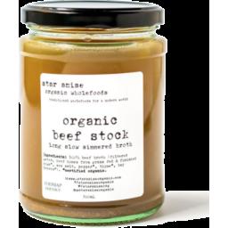 Photo of Star Anise Organic Wholefoods Stock - Beef