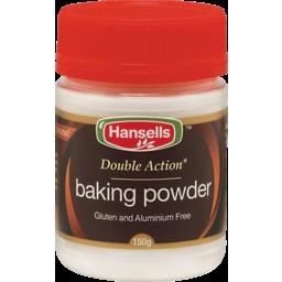 Photo of Hansells Baking Powder 150g