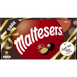 Photo of Maltesers Dark Gift Box 360g