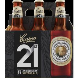 Photo of Coopers Vintage Ale Stubbies