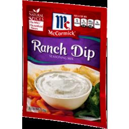 Photo of Mccormick Seasoning Mix Ranch Dip