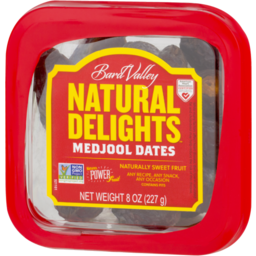 Photo of Bard Valley Natural Delights Medjool Dates 227g