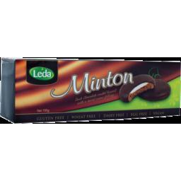 Photo of Leda Biscuits Gluten Free Luxury Chocolate Minton 170g