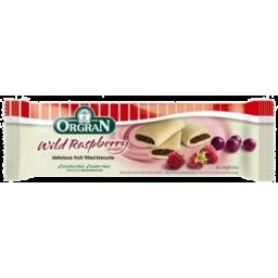 Photo of Orgran Gluten Free & Dairy Free Biscuits Wild Raspbery 175g