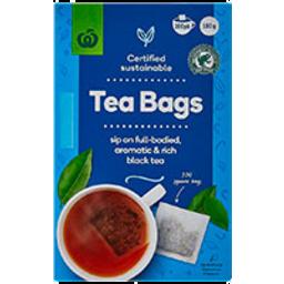 Photo of WW Black Tea Bags 100 Pack