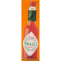 Photo of Tabasco Sauce Pepper Red 60ml