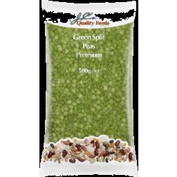 Photo of J.C.'S Peas Green Split 500g