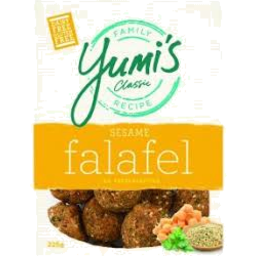 Photo of Yumis Falafel Sesame 225gm
