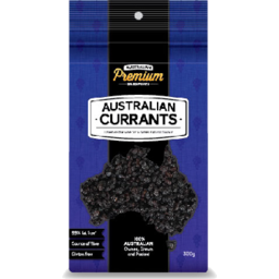 Photo of Apdf Aust Currants 300g