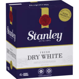 Photo of Stanley Fresh Dry White Cask