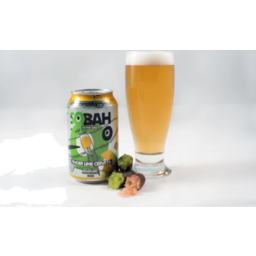Photo of Sobah F/Lime Cerv N/Alc 330ml