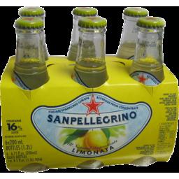 Photo of Sanpellegrino Limonata 6x200ml