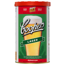 Photo of Coopers Home Brew Lager 1.7kg